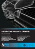 Automotive Products Catalog