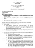 CITY OF DELAFIELD (262) 646-6220 Common Council Meeting