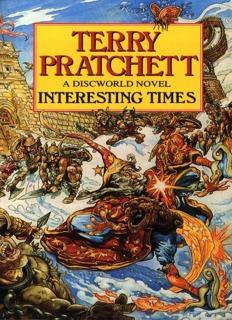 Terry Pratchett - Interesting Times.pdf