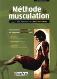 Methode de musculation : 110 exercices sans materiel
