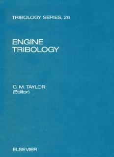 Engine Tribology by C.M. Taylor.pdf
