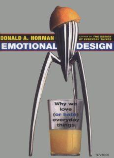 Emotional Design, Donald Norman.pdf