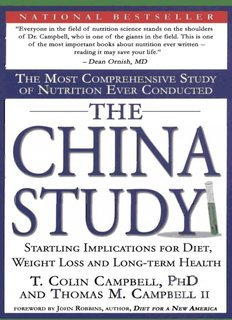 The China Study - TRAINING IN PARADISE