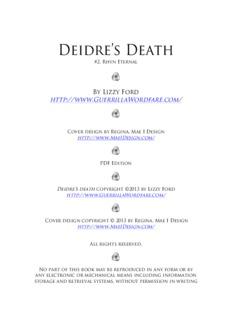 Deidre's Death