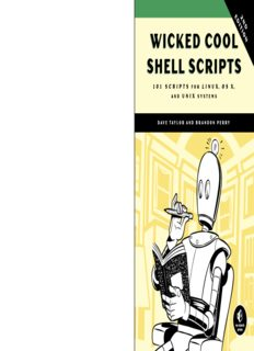 wicked cool shell scripts wicked cool shell scripts
