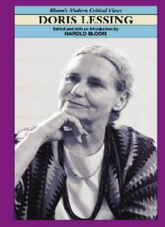 Doris Lessing (Bloom's Modern Critical Views)