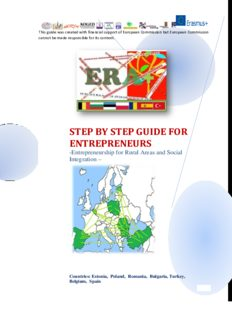 step by step guide for entrepreneurs