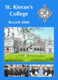 ST KIERAN'S COLLEGE RECORD.qxt - St. Kieran's College Website