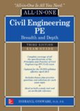 Civil Engineering All-In-One PE Exam Guide: Breadth and Depth