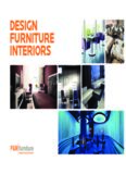design furniture interiors