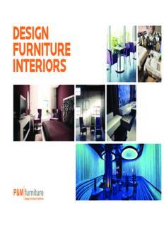 design furniture interiors