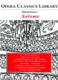 Salome (Opera Classics Library Series) (Opera Classics Library Series)