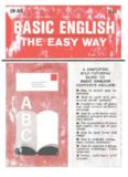 Basic English - The Easy Way (With Answer Keys)