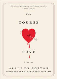 The Course of Love. A novel