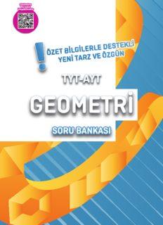 Endemik Yeni Nesil TYT-AYT Geometri Soru Bankası 2018-19