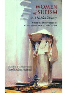 Women of Sufism, A Hidden Treasure: Writings and Stories of Mystic Poets, Scholars & Saints