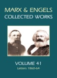 Karl Marx, Frederick Engels: Collected Works, vol. 41, Marx and Engels
