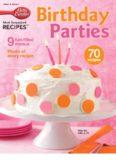 Betty Crocker, Birthday Parties,Special 2008 Issue