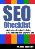 SEO Checklist: A step-by-step plan for fixing SEO problems with your web site