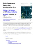 Reinforcement Learning An Introduction - Richard S. Sutton , Andrew G. Barto.pdf