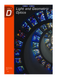 Light and Geometric Optics Light and Geometric Optics