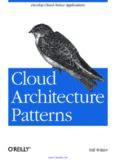 Cloud Architecture Patterns: Develop cloud-native applications