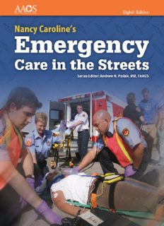 Nancy Caroline's Emergency Care in the Streets