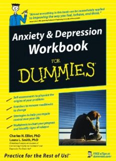Anxiety & Depression Workbook