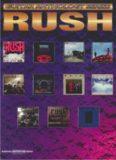 Rush, Guitar-Tab Edition (Guitar Anthology Series)