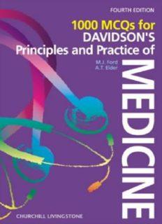 1000 MCQ's for Davidson's Principles & Practice of Medicine