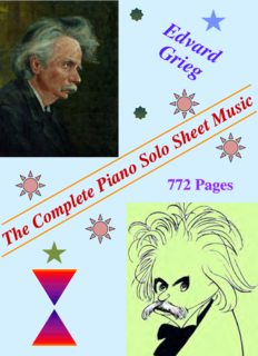 The Complete (published) Sheet Music for Piano Solo