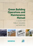 Green Building Operations and Maintenance Manual Green Building Operations and Maintenance ...