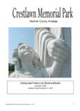 Faulkner County, Arkansas Census and History by Sondra Johnson