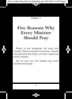 why-you-must-pray-dag-heward-mills