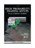 HIGH PROBABILITY TRADING SETUPS - Forex Trading Room