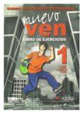 Curso De Español Para Extranjeros Nuevo Ven 1 - Libro de Ejercicios