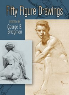 Fifty Figure Drawings (Dover Anatomy for Artists)