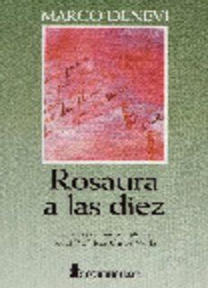 Denevi, Marco - Rosaura A Las Diez.pdf