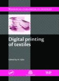 Digital Printing of Textiles (Woodhead Publishing in Textiles)