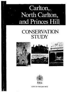 Carlton North Carlton, and Princes Hill