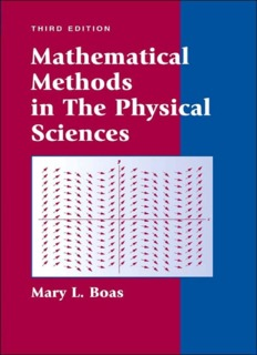 MATHEMATICAL METHODS IN - University of Texas at Dallas