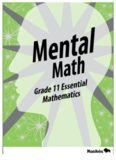 Mental Math: Grade 11 Essential Mathematics