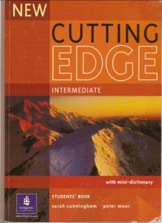 New Cutting Edge Intermediate Students' Book.pdf