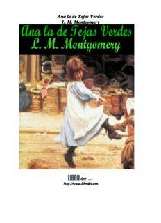 Ana la de Tejas Verdes LM Montgomery