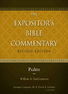 Psalms (Expositor's Bible Commentary)
