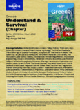 Understand & Survival - Lonely Planet