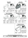 16-1 Deerskin Gloves G Work Gloves - Becknell Wholesale Co.