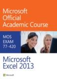 Excel 2013 E-book