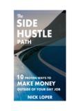 The Side Hustle Path