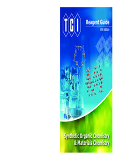 Reagent Guide Synthetic Organic Chemistry & Materials Chemistry
